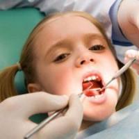 Sâu răng mới hình thành giai đoạn trẻ nhỏ